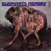 Click here for more info about 'Elephant's Memory - Elephants Memory'