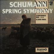 Click here for more info about 'Eliahu Inbal  - Schumann: Spring Symphony/ Symphonies Nos. 1 & 4'