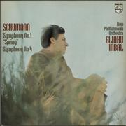 Click here for more info about 'Eliahu Inbal  - Schumann: Symphony No. 1 (Spring)/ Symphony No. 4'