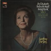 Click here for more info about 'Elisabeth Schwarzkopf - An Elisabeth Schwarzkopf Song Book Vol. 3'