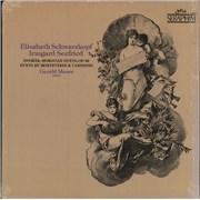 Click here for more info about 'Elisabeth Schwarzkopf - Dvorak: Moravian Duets, Op. 32 / Duets By Monteverdi & Carissimi'