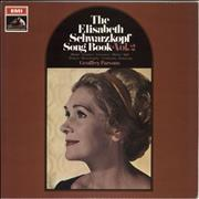 Click here for more info about 'Elisabeth Schwarzkopf - Elisabeth Schwarzkopf Song Book Vol. 2'