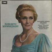 Click here for more info about 'Elisabeth Schwarzkopf - Favourite Scenes And Arias'