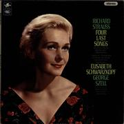 Click here for more info about 'Elisabeth Schwarzkopf - Richard Strauss: Four Last Songs - 1st'