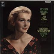 Click here for more info about 'Elisabeth Schwarzkopf - Richard Strauss: Four Last Songs - boxed'