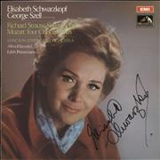 Click here for more info about 'Elisabeth Schwarzkopf - Richard Strauss: Seven Songs - Autographed'