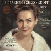 Click here for more info about 'Elisabeth Schwarzkopf - Sings Operetta - 1st'