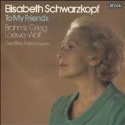 Click here for more info about 'Elisabeth Schwarzkopf - To My Friends'