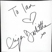 Click here for more info about 'Eliza Doolittle - Autograph'