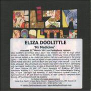 Click here for more info about 'Eliza Doolittle - Mr Medicine'
