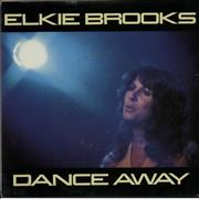 Click here for more info about 'Elkie Brooks - Dance Away - A-Label + P/S'