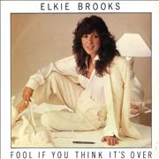 Click here for more info about 'Elkie Brooks - Fool If You Think It's Over + Sleeve'