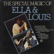 Click here for more info about 'Ella Fitzgerald & Louis Armstrong - The Special Magic Of Ella & Louis'