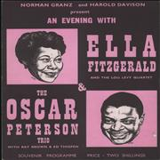 Click here for more info about 'An Evening With Ella Fitzgerald & The Oscar Peterson Trio'