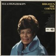 Click here for more info about 'Ella Fitzgerald - Brighten The Corner'