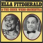 Click here for more info about 'Ella Fitzgerald - Ella Fitzgerald & The Chick Webb Orchestra'