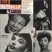Click here for more info about 'Ella Fitzgerald - Ella, Lena, Billie And Sarah'