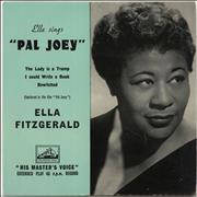 Click here for more info about 'Ella Fitzgerald - Ella Sings
