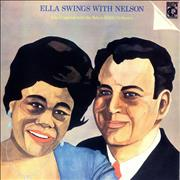 Click here for more info about 'Ella Fitzgerald - Ella Swings With Nelson'