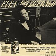 Click here for more info about 'Ella Fitzgerald - Let No Man Write My Epitaph - 180gm'