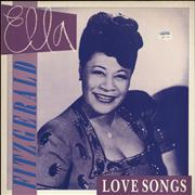 Click here for more info about 'Ella Fitzgerald - Love Songs'