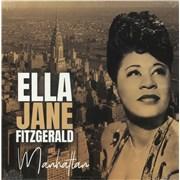 Click here for more info about 'Ella Fitzgerald - Manhattan - 180gram Vinyl - Sealed'