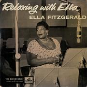 Click here for more info about 'Ella Fitzgerald - Relaxing With Ella'