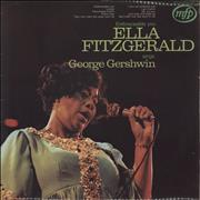 Click here for more info about 'Ella Fitzgerald - Sings George Gershwin'