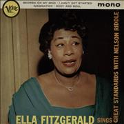 Click here for more info about 'Ella Fitzgerald - Sings Great Standards'