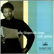 Click here for more info about 'Ella Fitzgerald - Sings The Cole Porter Songbook Volume I - 2nd'