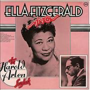 Click here for more info about 'Ella Fitzgerald - Sings The Harold Arlen Songbook'