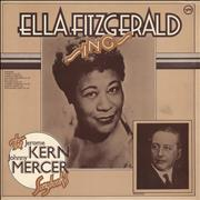 Click here for more info about 'Ella Fitzgerald - Sings The Jerome Kern/ Johnny Mercer Songbooks'