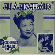 Click here for more info about 'Ella Fitzgerald - Sings The Rodgers & Hart Songbook'