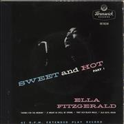 Click here for more info about 'Ella Fitzgerald - Sweet And Hot EP: Part 1'