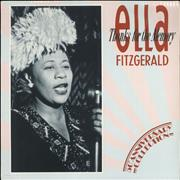 Click here for more info about 'Ella Fitzgerald - Thanks For The Memory'