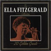 Click here for more info about 'Ella Fitzgerald - The Ella Fitzgerald Collection'