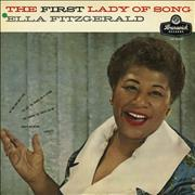 Click here for more info about 'Ella Fitzgerald - The First Lady Of Song - 1st'