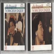 Click here for more info about 'Ella Fitzgerald - The Irving Berlin Songbook Volume 1 & 2'