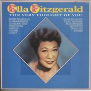 Click here for more info about 'Ella Fitzgerald - The Very Thought Of You'