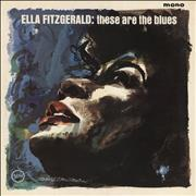 Click here for more info about 'Ella Fitzgerald - These Are The Blues'