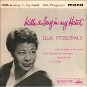 Click here for more info about 'Ella Fitzgerald - With A Song In My Heart EP'
