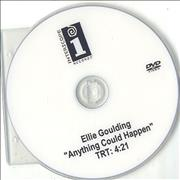 Click here for more info about 'Ellie Goulding - Anything Could Happen'