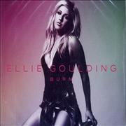 Click here for more info about 'Ellie Goulding - Burn'