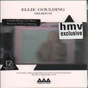 Click here for more info about 'Ellie Goulding - Delirium - Access All Areas Edition - Sealed'