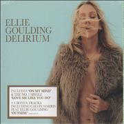Click here for more info about 'Ellie Goulding - Delirium - Deluxe Edition'