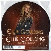 Click here for more info about 'Ellie Goulding - Guns And Horses'