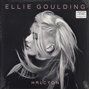 Click here for more info about 'Ellie Goulding - Halcyon - Sealed'