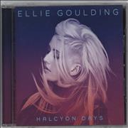 Click here for more info about 'Ellie Goulding - Halcyon Days - Promo'