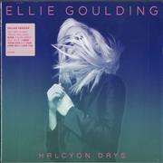 Click here for more info about 'Ellie Goulding - Halcyon Days - Sealed'
