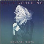 Click here for more info about 'Ellie Goulding - Halcyon Days'